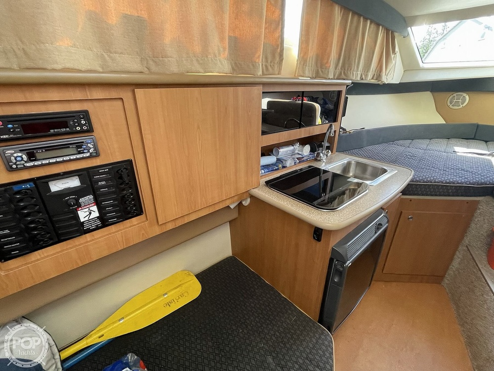 2007 Bayliner boat for sale, model of the boat is Discovery 246 & Image # 36 of 40
