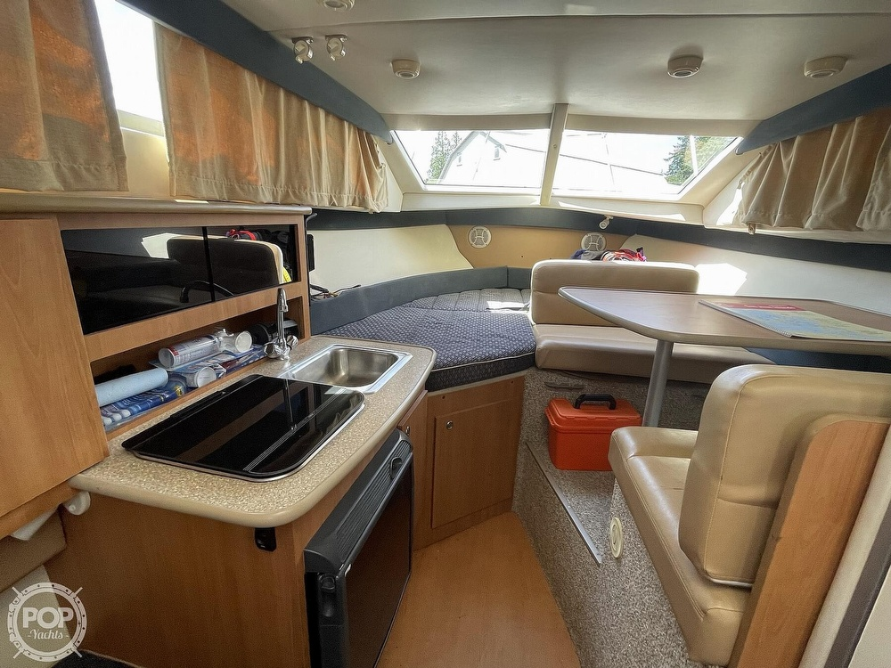 2007 Bayliner boat for sale, model of the boat is Discovery 246 & Image # 37 of 40
