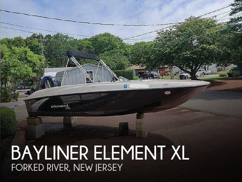 2015 BAYLINER ELEMENT XL for sale