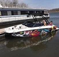 2014 Scarab boat for sale, model of the boat is 215 HO Impulse & Image # 5 of 16