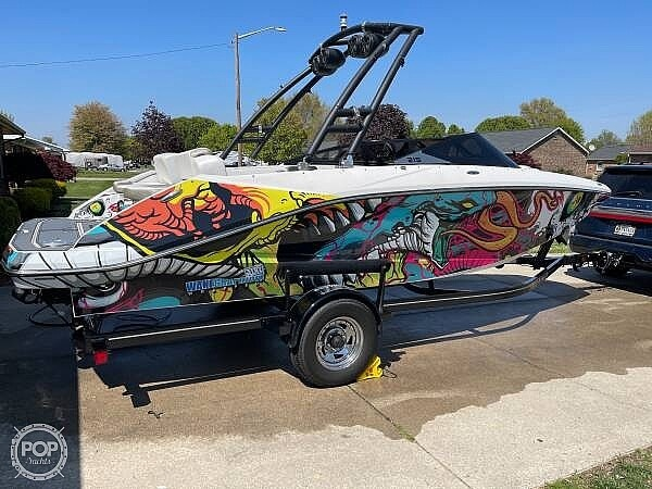 2014 Scarab boat for sale, model of the boat is 215 HO Impulse & Image # 6 of 16