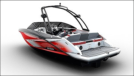 2014 Scarab boat for sale, model of the boat is 215 HO Impulse & Image # 15 of 16