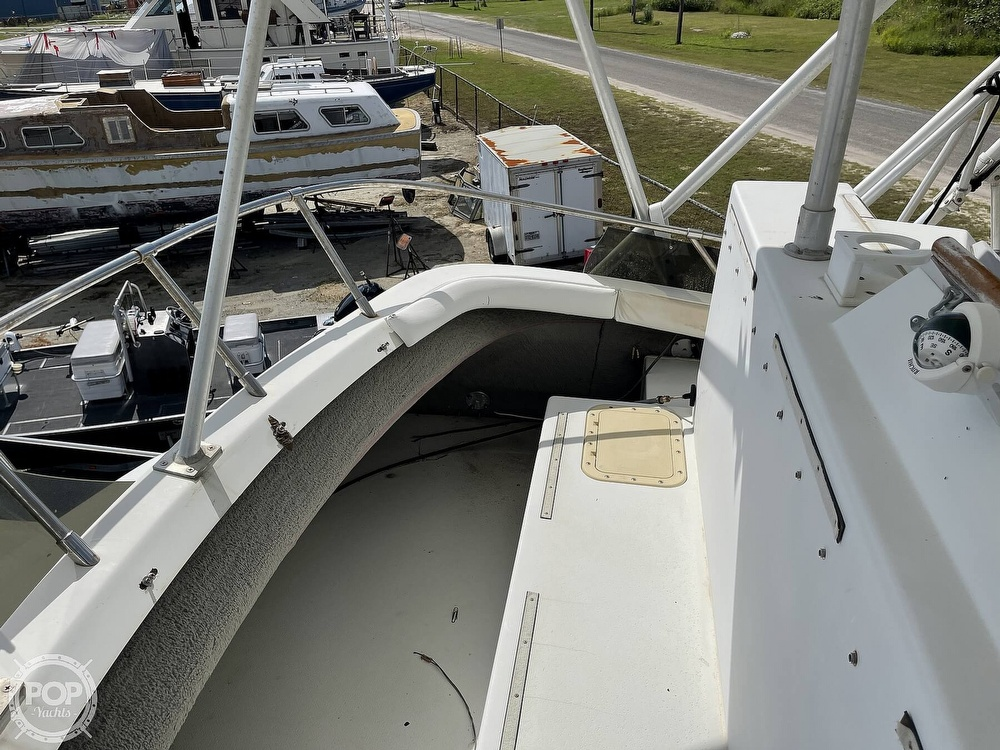 1991 Trojan boat for sale, model of the boat is Sportfish & Image # 35 of 40