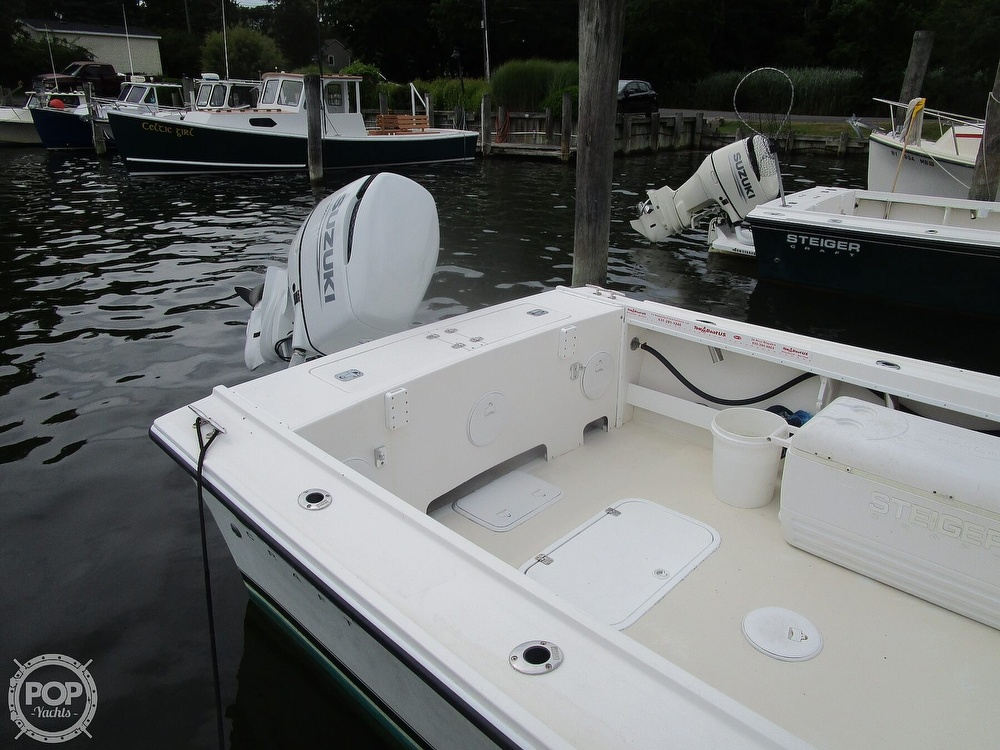 2009 Steiger Craft boat for sale, model of the boat is 255DV Miami & Image # 3 of 40
