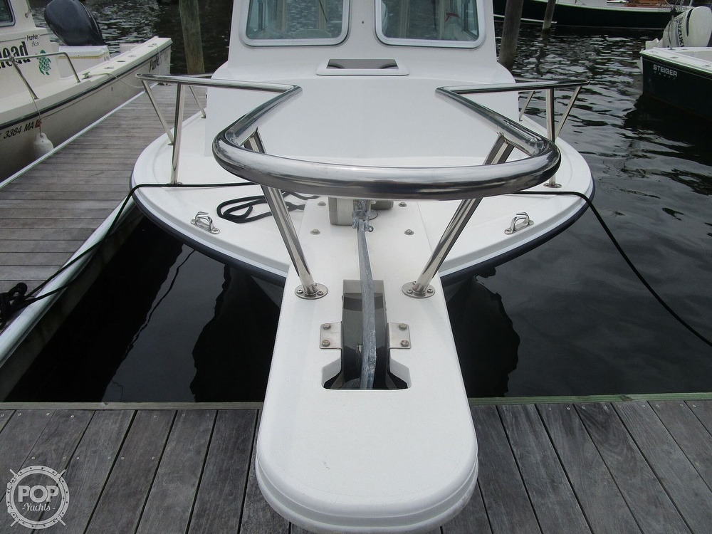 2009 Steiger Craft boat for sale, model of the boat is 255DV Miami & Image # 5 of 40