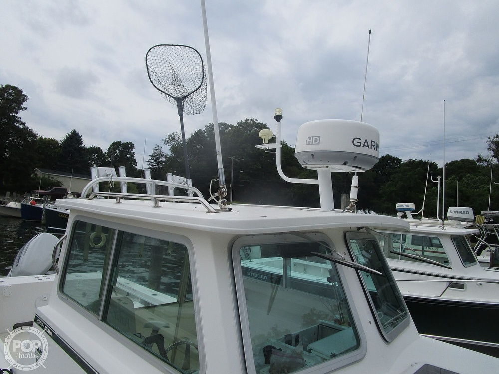 2009 Steiger Craft boat for sale, model of the boat is 255DV Miami & Image # 6 of 40