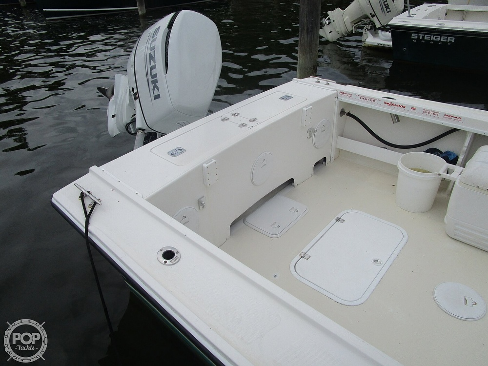 2009 Steiger Craft boat for sale, model of the boat is 255DV Miami & Image # 7 of 40