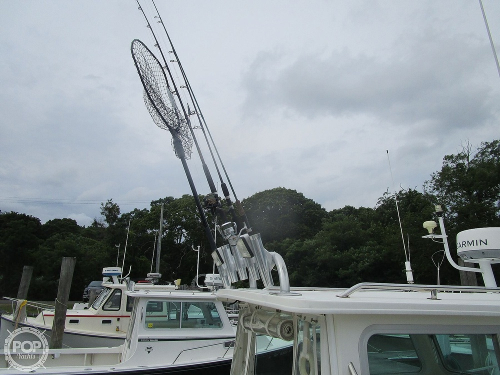 2009 Steiger Craft boat for sale, model of the boat is 255DV Miami & Image # 9 of 40