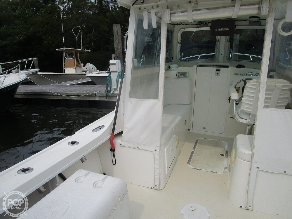 2009 Steiger Craft boat for sale, model of the boat is 255DV Miami & Image # 24 of 40