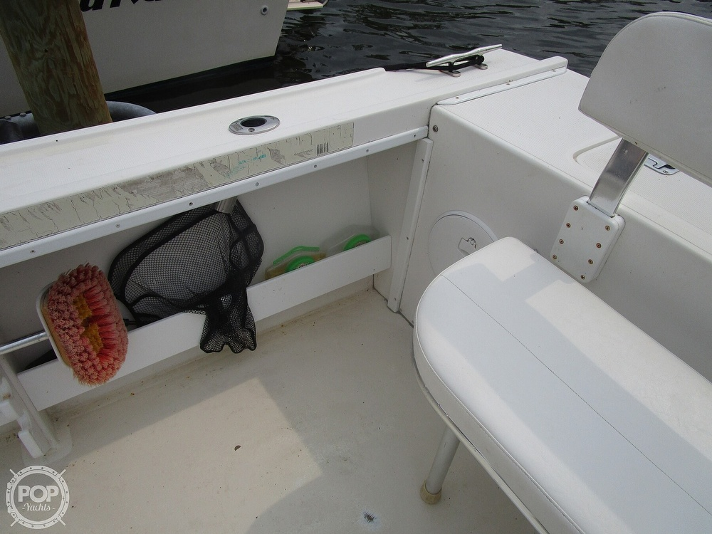 2009 Steiger Craft boat for sale, model of the boat is 255DV Miami & Image # 27 of 40
