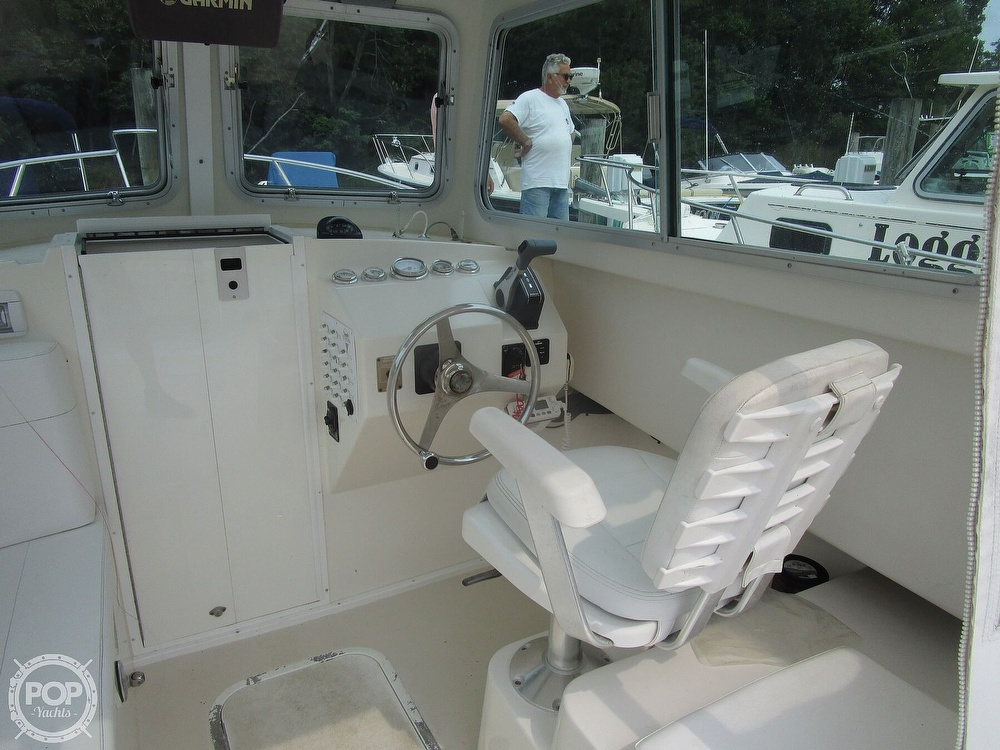 2009 Steiger Craft boat for sale, model of the boat is 255DV Miami & Image # 29 of 40