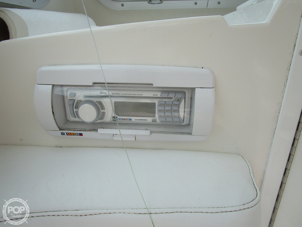 2009 Steiger Craft boat for sale, model of the boat is 255DV Miami & Image # 31 of 40