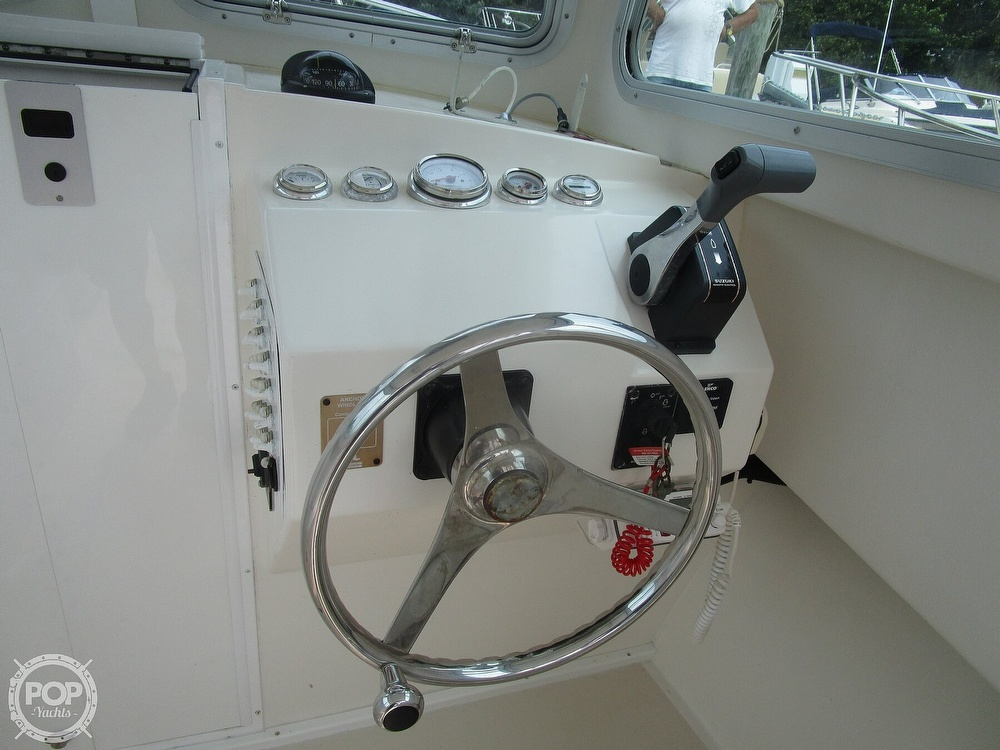 2009 Steiger Craft boat for sale, model of the boat is 255DV Miami & Image # 33 of 40