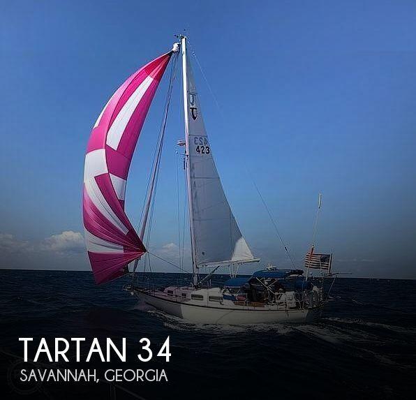 Used Tartan 34 Boats For Sale by owner   1976 Tartan 34