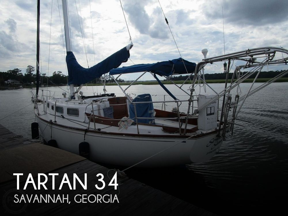 1976 Tartan boat for sale, model of the boat is 34 & Image # 1 of 40