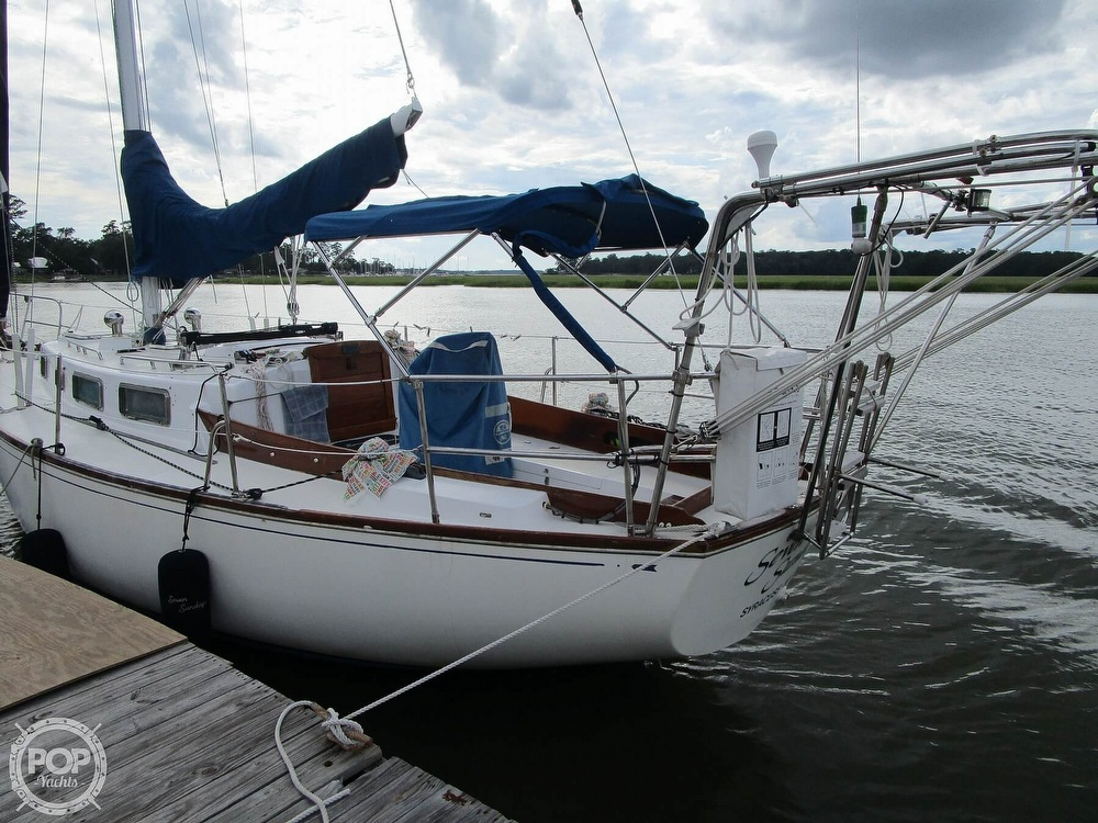 1976 Tartan boat for sale, model of the boat is 34 & Image # 7 of 40