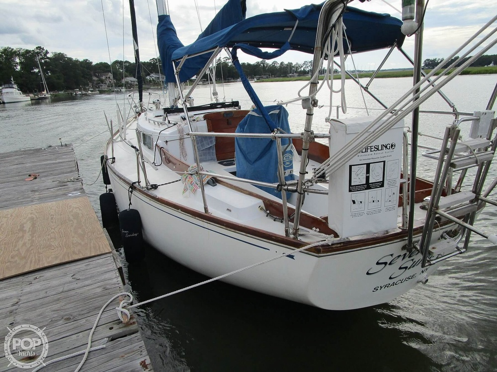 1976 Tartan boat for sale, model of the boat is 34 & Image # 21 of 40