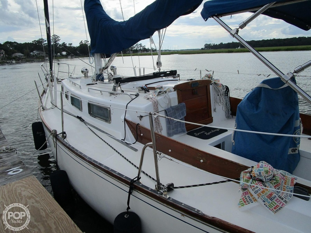 1976 Tartan boat for sale, model of the boat is 34 & Image # 9 of 40