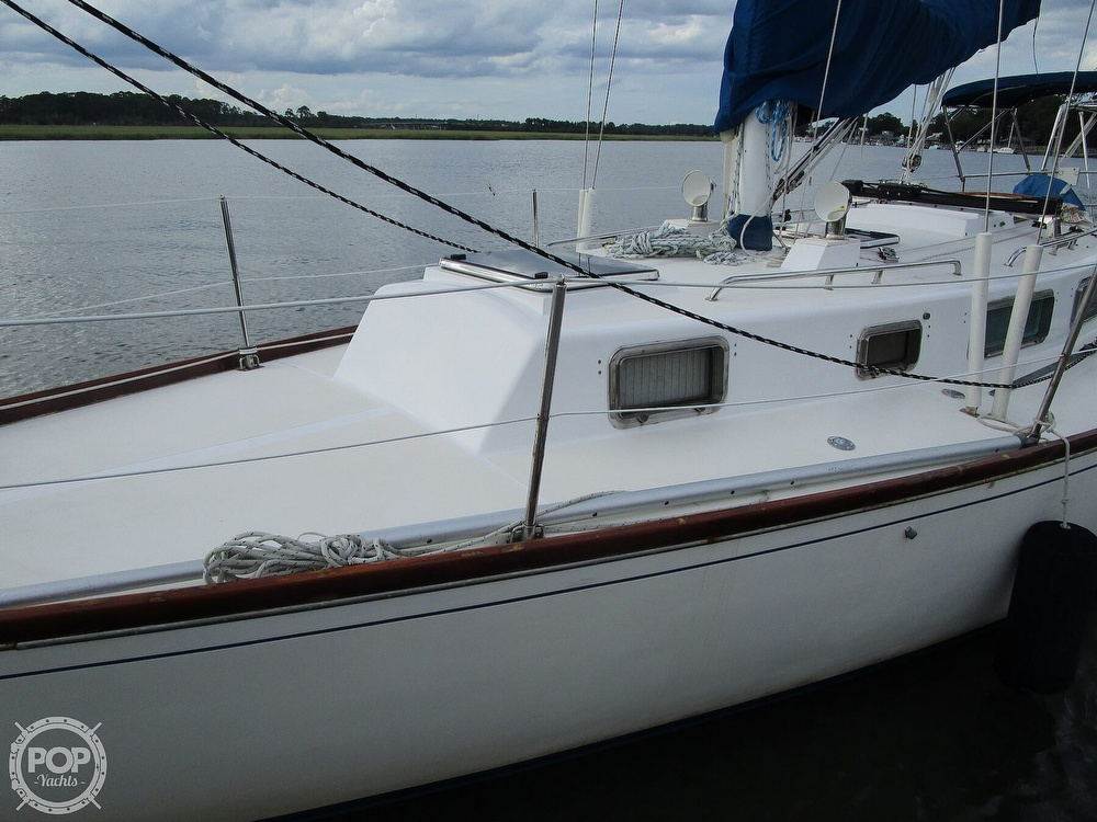 1976 Tartan boat for sale, model of the boat is 34 & Image # 17 of 40