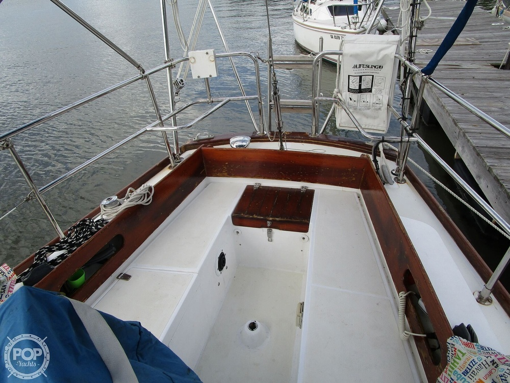 1976 Tartan boat for sale, model of the boat is 34 & Image # 27 of 40