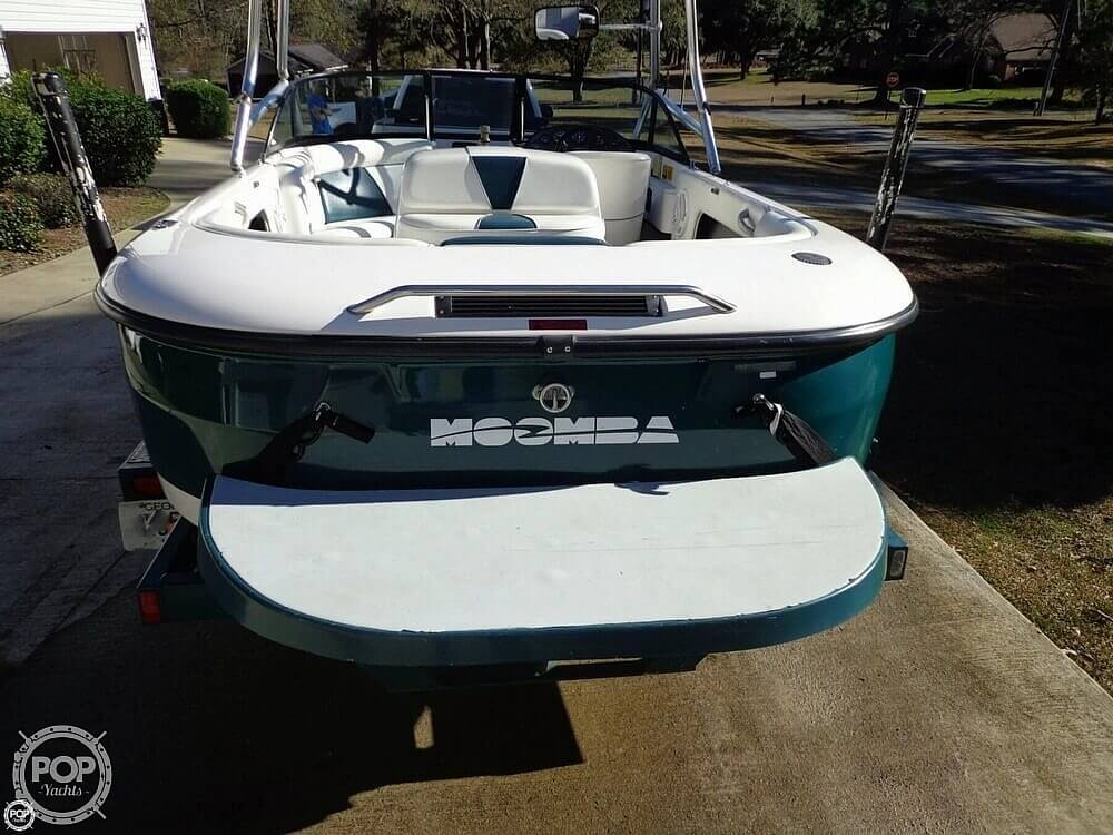 2000 Moomba boat for sale, model of the boat is Outback & Image # 25 of 40
