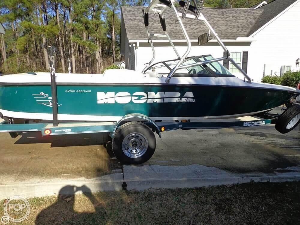 2000 Moomba boat for sale, model of the boat is Outback & Image # 27 of 40