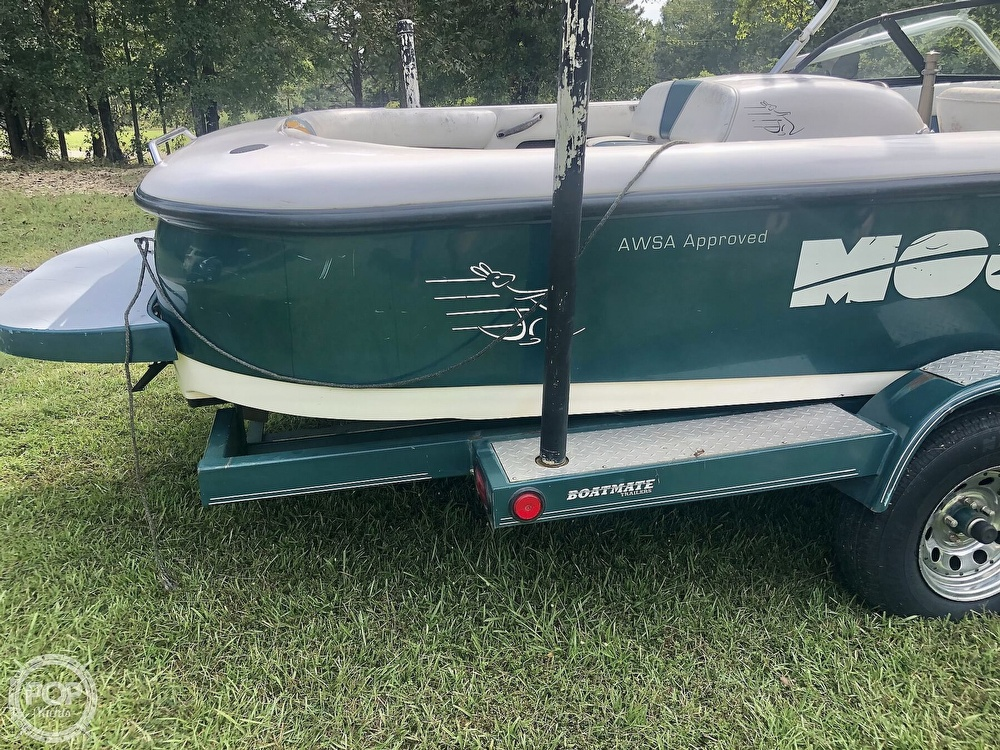 2000 Moomba boat for sale, model of the boat is Outback & Image # 35 of 40