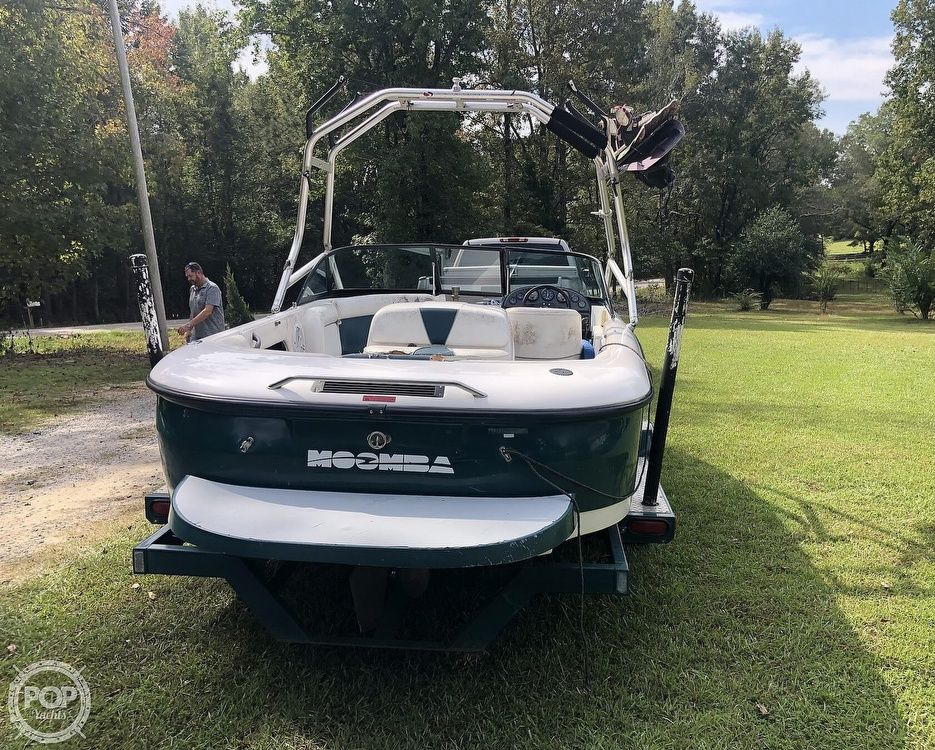 2000 Moomba boat for sale, model of the boat is Outback & Image # 3 of 40