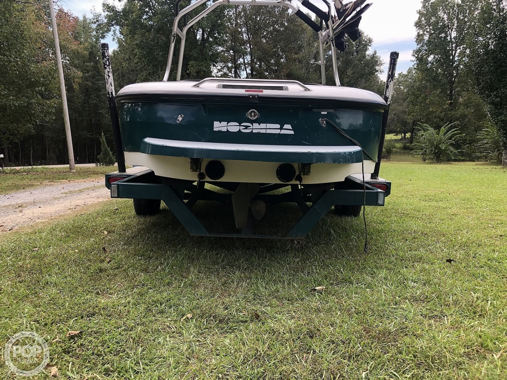 2000 Moomba boat for sale, model of the boat is Outback & Image # 18 of 40