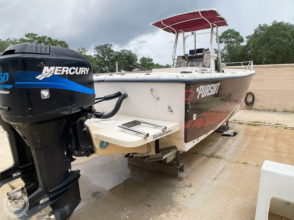 1987 Pursuit boat for sale, model of the boat is 2550 & Image # 4 of 40