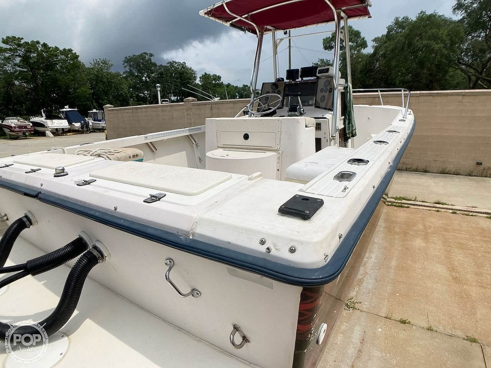 1987 Pursuit boat for sale, model of the boat is 2550 & Image # 5 of 40
