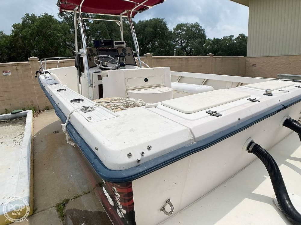 1987 Pursuit boat for sale, model of the boat is 2550 & Image # 6 of 40