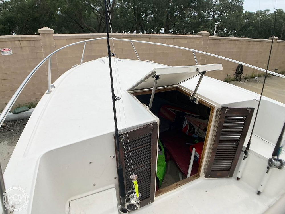 1987 Pursuit boat for sale, model of the boat is 2550 & Image # 14 of 40