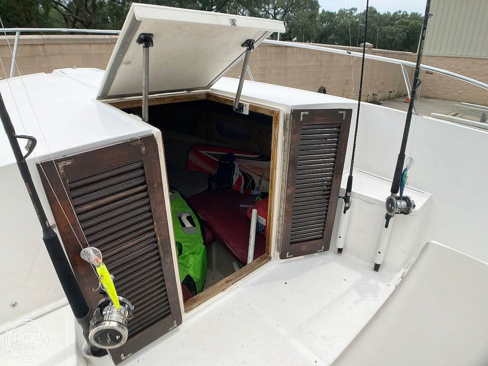 1987 Pursuit boat for sale, model of the boat is 2550 & Image # 15 of 40