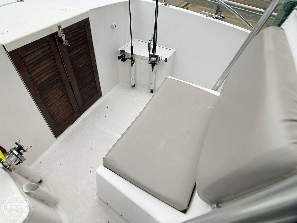 1987 Pursuit boat for sale, model of the boat is 2550 & Image # 17 of 40