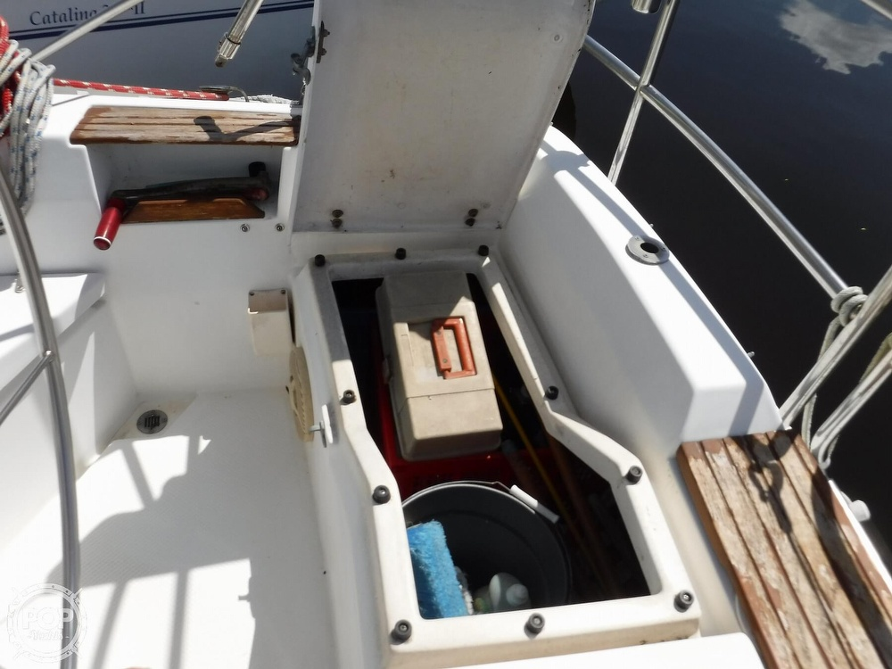 1986 Hunter boat for sale, model of the boat is 34 & Image # 40 of 40