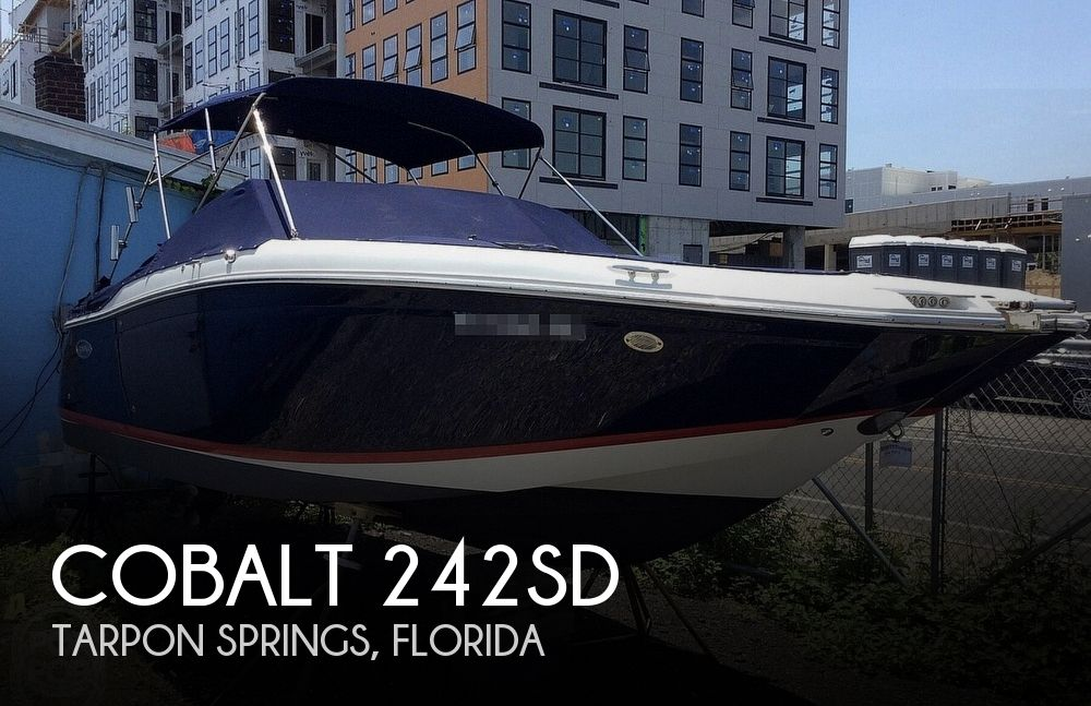 Used Deck Boats For Sale by owner | 2013 Cobalt 242SD