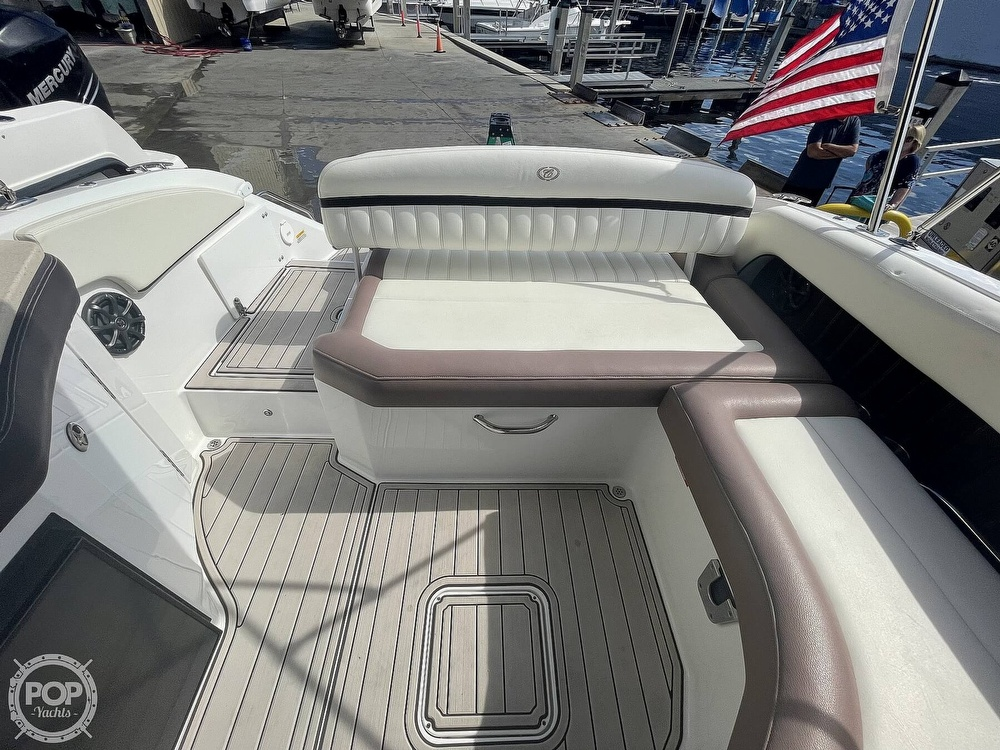 2013 Cobalt boat for sale, model of the boat is 24 SD & Image # 12 of 40