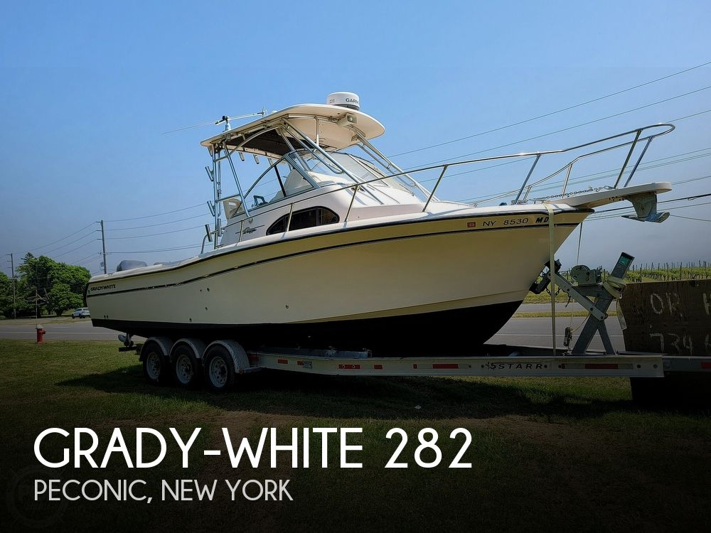 Used Grady-White Boats For Sale in New Haven, Connecticut by owner | 2007 Grady-White 282 Sailfish