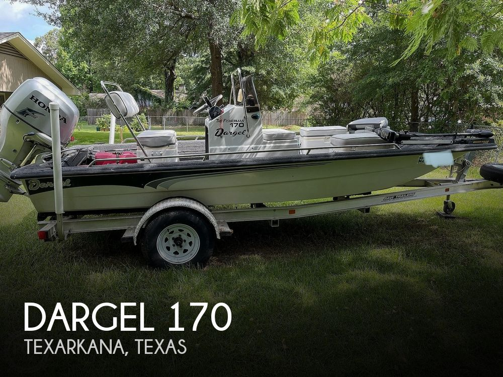 2011 Dargel boat for sale, model of the boat is 170 & Image # 1 of 40