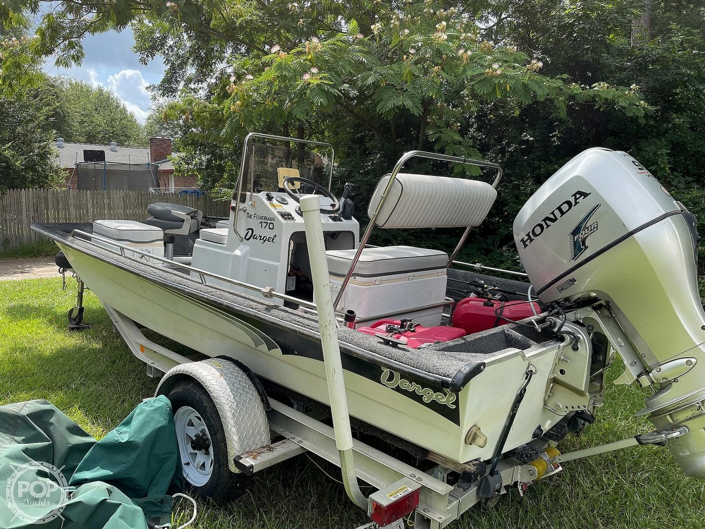 2011 Dargel boat for sale, model of the boat is 170 & Image # 39 of 40