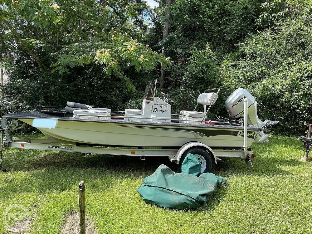 2011 Dargel boat for sale, model of the boat is 170 & Image # 40 of 40