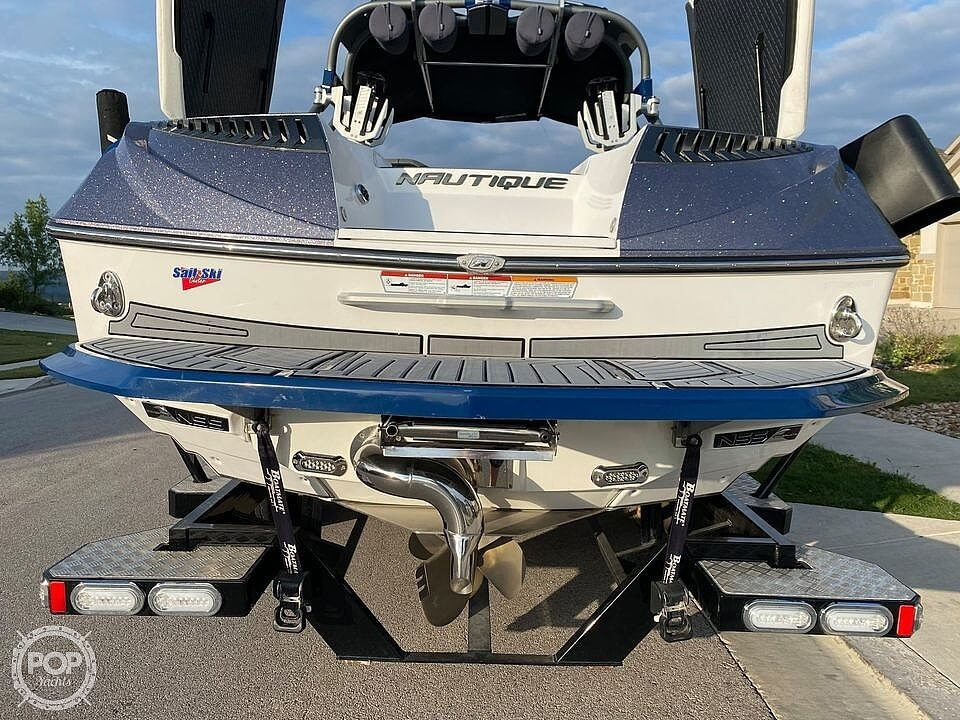 2016 Nautique boat for sale, model of the boat is Super Air Nautique G25 & Image # 3 of 6