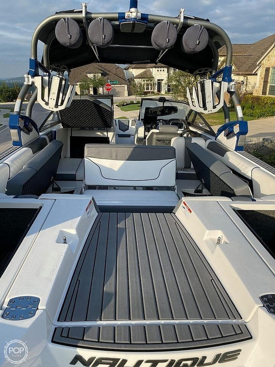 2016 Nautique boat for sale, model of the boat is Super Air Nautique G25 & Image # 2 of 6