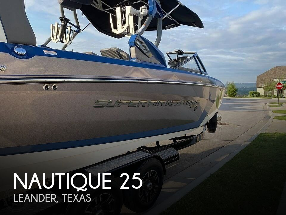 2016 Nautique boat for sale, model of the boat is Super Air Nautique G25 & Image # 1 of 6