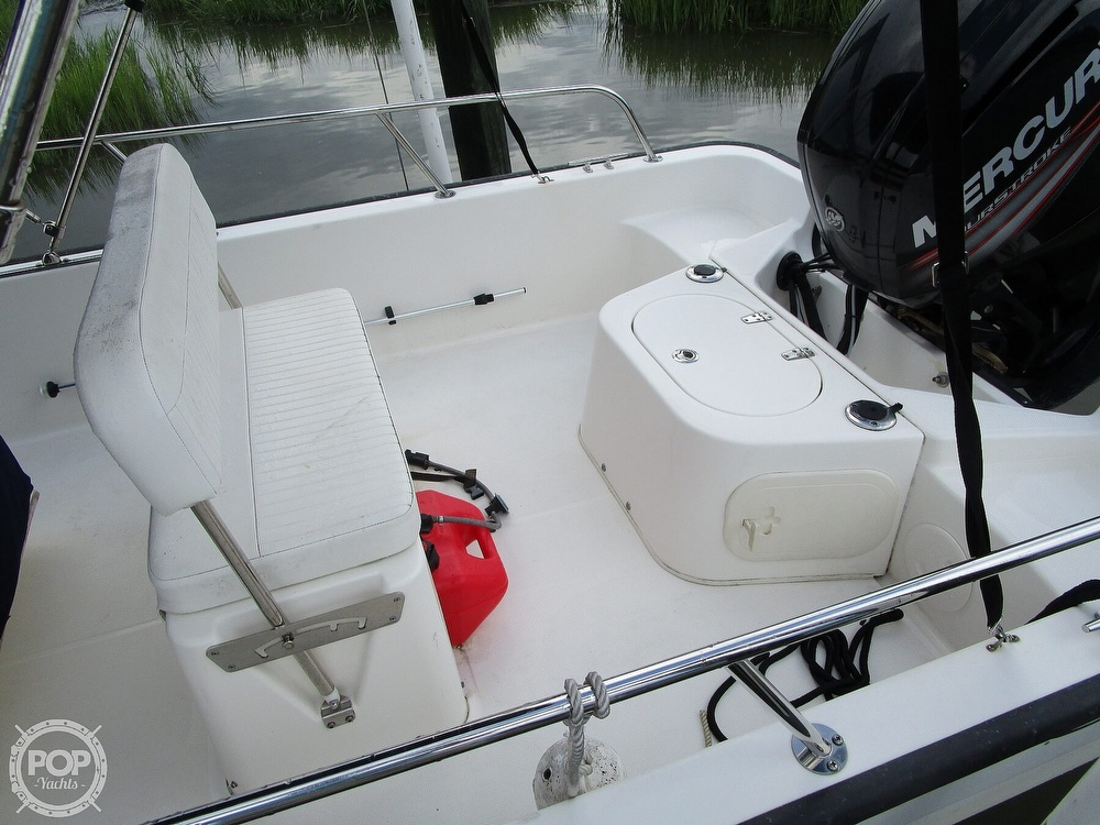2016 Boston Whaler boat for sale, model of the boat is Montauk 170 & Image # 4 of 40