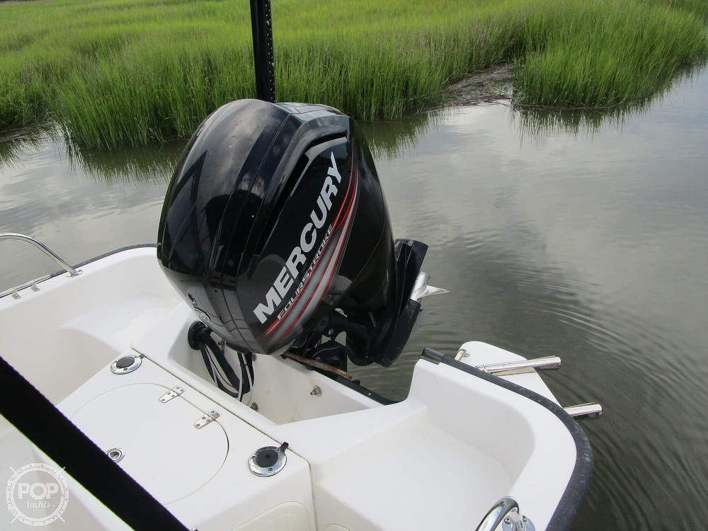 2016 Boston Whaler boat for sale, model of the boat is Montauk 170 & Image # 5 of 40