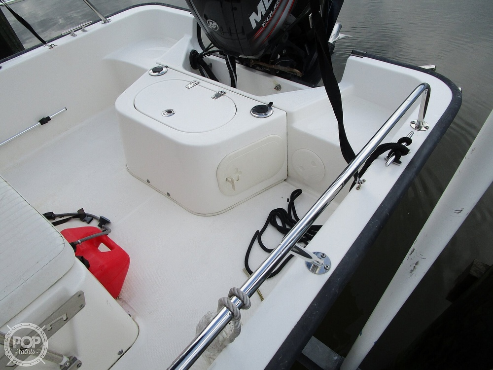 2016 Boston Whaler boat for sale, model of the boat is Montauk 170 & Image # 8 of 40