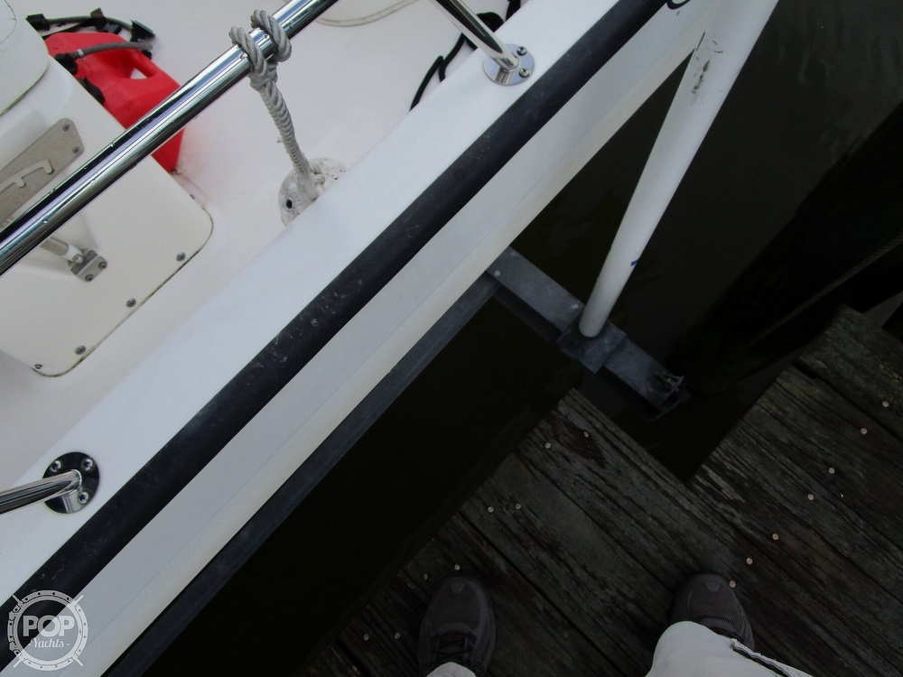 2016 Boston Whaler boat for sale, model of the boat is Montauk 170 & Image # 9 of 40