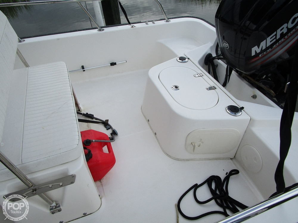 2016 Boston Whaler boat for sale, model of the boat is Montauk 170 & Image # 10 of 40